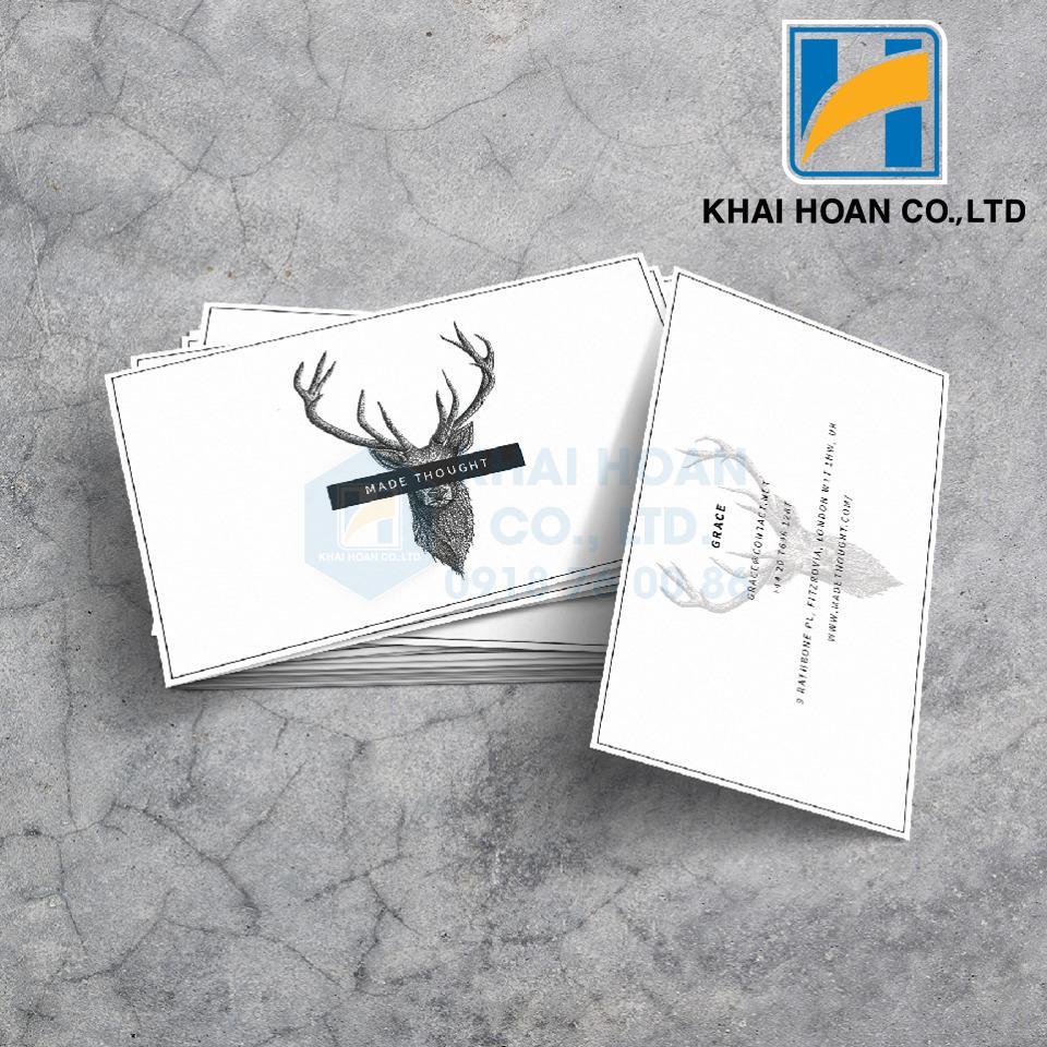 In Nhanh Danh Thiếp / Namecard